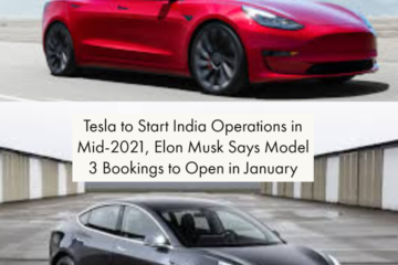 Anjuum Khanna - Tesla to Start India Operations in Mid-2021, Elon Musk Says Model 3 Bookings to Open in January