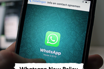 Anjum Khanna - Whatsapp New Privacy Policy Update: Concerned about Privacy