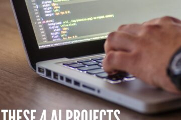 Anjuum Khanna- List of 4 AI Projects