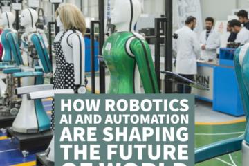 Anjuum khanna Robotics ai automation are shaping the future of world
