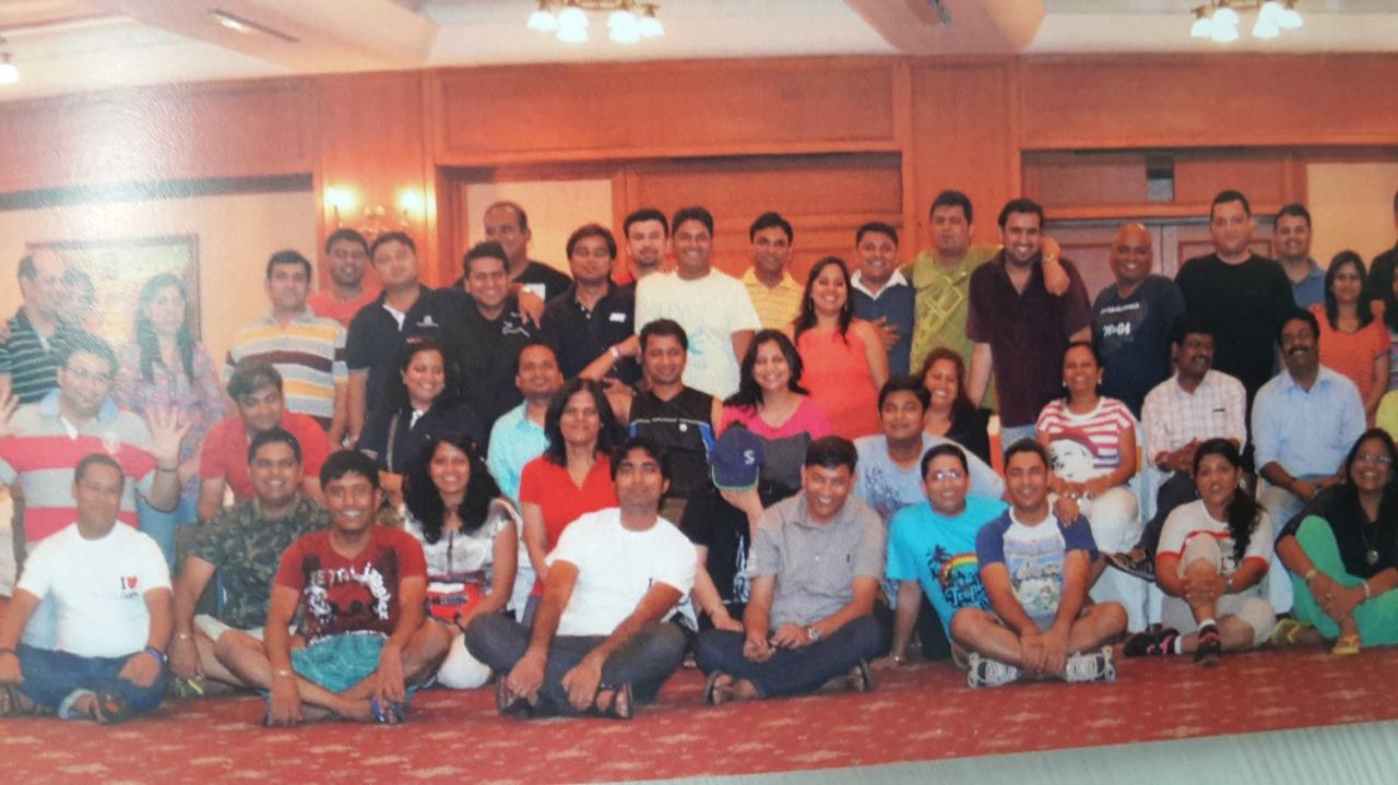 Anjuum Khanna and Family