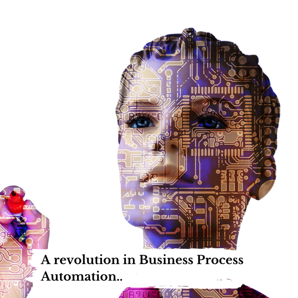 Anjuum Khanna - A revolution in Business Process Automation | RPA